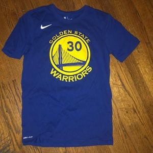 Nike Golden State Dri Fit Tee